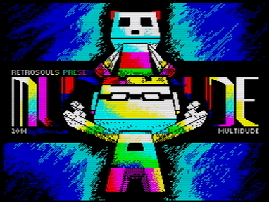 MultiDude for the Spectrum